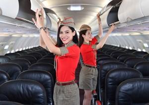 Ngày hội tuyển dụng tiếp viên quy mô lớn của Vietjet chuẩn bị 'đáp' xuống Tokyo