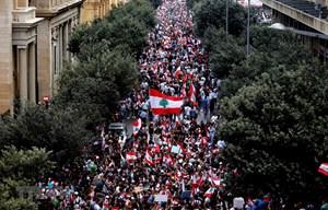 Tổng thống Liban kêu gọi người dân đoàn kết ủng hộ cải cách