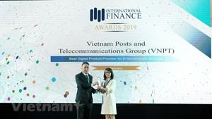 VNPT giành cú đúp giải thưởng lĩnh vực số của tạp chí IFM