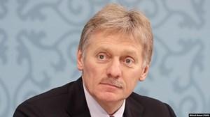 Người phát ngôn Điện Kremlin Dmitry Peskov mắc Covid-19