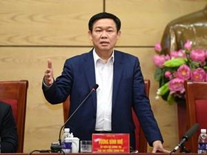 Phó Thủ tướng: 'Giải ngân đầu tư công là vấn đề cấp bách, nóng bỏng'