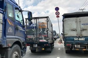 Quốc lộ 1A đoạn qua TP Hồ Chí Minh: Nhiều điểm đen ùn tắc, kẹt xe