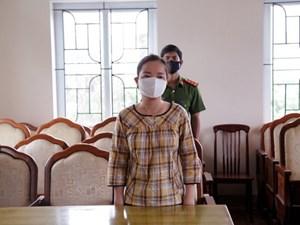 Lừa 26 người Nghệ Tĩnh đi xuất khẩu lao động, nữ giám đốc ở Hà Nội bị bắt
