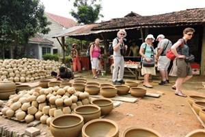 Nghề gốm Thanh Hà là Di sản văn hóa phi vật thể quốc gia