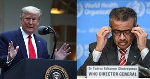 Covid-19: Mỹ tạm ngừng tài trợ cho WHO