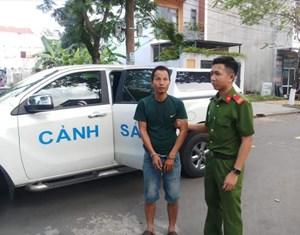 Trộm xe 16 chỗ ở Đà Nẵng đưa về Quảng Trị sử dụng