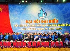 Đại hội Hội LHTN Việt Nam tỉnh Khánh Hòa lần thứ VIII