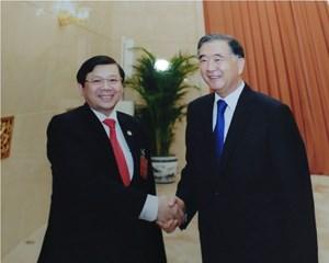 BẢN TIN MẶT TRẬN: Phó Chủ tịch Nguyễn Hữu Dũng dự Hội thảo tại Trung Quốc