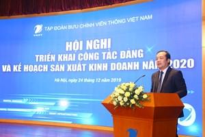 VNPT khẳng định vai trò dẫn dắt trong chuyển đổi số nền kinh tế