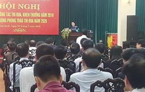 Nam Định: Có nơi, phong trào thi đua còn mang tính hình thức