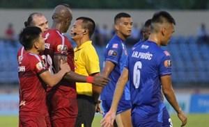 V-League 2019: Dấu lặng từ trọng tài