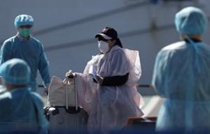Những người Mỹ bị xa lánh khi trở về từ 'điểm nóng' dịch corona