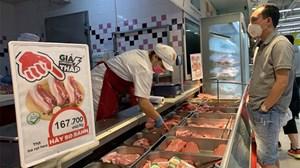 Vẫn khó kìm giá thịt lợn