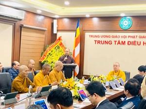 Tăng cường ứng dụng thông tin trong Giáo hội Phật giáo