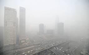 Chất lượng không khí Hà Nội ở mức xấu