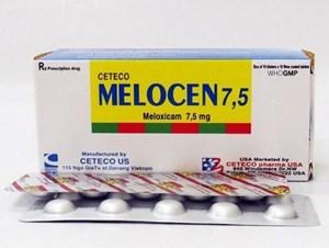 Không đạt chuẩn, thuốc Ceteco Melocen bị thu hồi