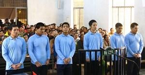 84 năm tù giam cho 6 đối tượng hiếp dâm trẻ em