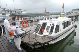 Quảng Ninh: Tạm dừng đón khách tham quan Vịnh Hạ Long, Yên Tử, Cô Tô