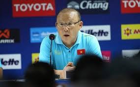 [VIDEO] HLV Park Hang Seo nhận xét về Tuấn Anh, Tiến Linh
