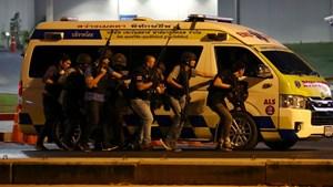 Đặc nhiệm Thái Lan tiêu diệt binh sĩ 'điên' xả súng giết hại 26 người