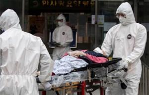 Ca mắc Covid-19 ở Hàn Quốc bật tăng trở lại mức hai con số