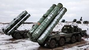 Quân đội Thổ Nhĩ Kỳ bắt đầu huấn luyện sử dụng S-400 của Nga