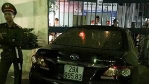 Thái Bình: Tạm dừng công tác Trưởng ban Nội chính Tỉnh ủy gây tai nạn chết người