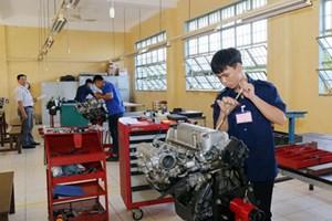 32 nghề dự Kỳ thi kỹ năng nghề Việt Nam năm 2020