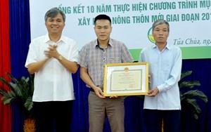 Tủa Chùa (Điện Biên):Tổng kết 10 năm xây dựng nông thôn mới