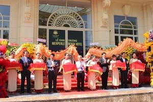 Khai trương khách sạn MerPerle Beach Nha Trang