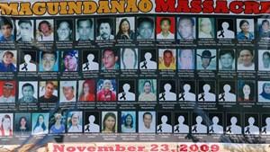 Philippines kết án gia tộc quyền lực thảm sát 58 người