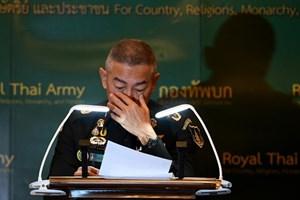 Tư lệnh Lục quân Thái Lan xin lỗi và nhận trách nhiệm vụ xả súng