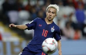 Chanathip tuyên bố đánh bại Việt Nam, UAE ở vòng loại World Cup