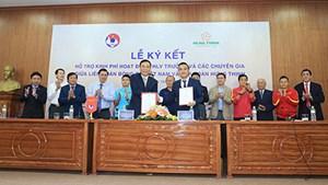 Sếp Hưng Thịnh hứa thưởng to nếu tuyển Việt Nam thắng 2 trận vòng loại World Cup 2022