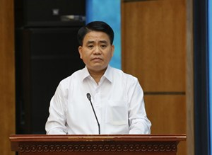 Chủ tịch Hà Nội: Đề nghị công an vào cuộc làm rõ trách nhiệm Viwasupco