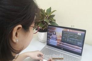 Hà Nội mở rộng chương trình dạy học trên truyền hình