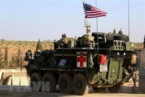 Lầu Năm Góc bác bỏ thông tin sẽ điều thêm quân tới Syria