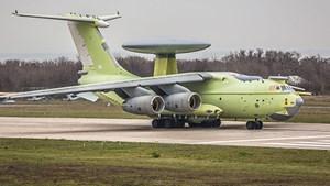 Nga đang thử nghiệm 'radar bay' A-100