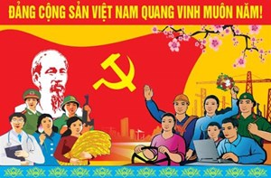 Kỷ niệm 90 năm Ngày thành lập Đảng Cộng sản Việt Nam (3/2/1930 - 3/2/2020): Đất nước ngày càng giàu đẹp văn minh