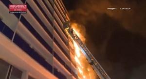 [VIDEO] Cháy lớn tại bệnh viện ở Pháp, 9 người thương vong