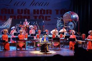 Thi Độc tấu và Hòa tấu nhạc cụ dân tộc toàn quốc