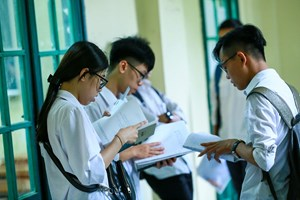 Tuyển sinh đại học 2020: Nhiều trường sử dụng kết quả thi THPT