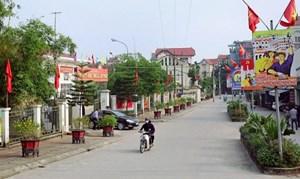 Hà Nội: Công nhận 8 xã đạt chuẩn nông thôn mới nâng cao