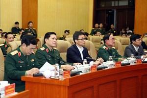 Quân đội diễn tập phòng chống dịch Covid-19