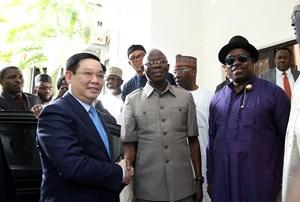 Nigeria và Việt Nam cần đẩy nhanh hợp tác, đầu tư kinh tế
