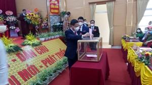 Quảng Ninh: Đại hội điểm Đảng bộ xã Hạ Long