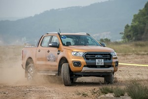 Bán tải Ranger bán chạy giúp Ford tăng doanh số hơn 55%