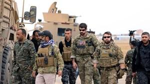 Quân đội Mỹ bắt đầu rút khỏi khu vực dọc biên giới Thổ Nhĩ Kỳ