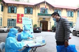 Bệnh viện Việt Đức không có nhân viên mắc Covid-19