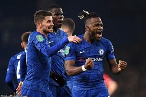 [ẢNH] Những khoảnh khắc Rashford tỏa sáng giúp Man Utd nhấn chìm Chelsea